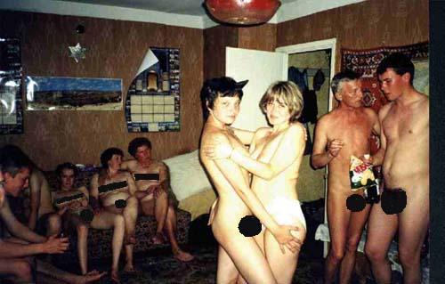 Порно секты обряды